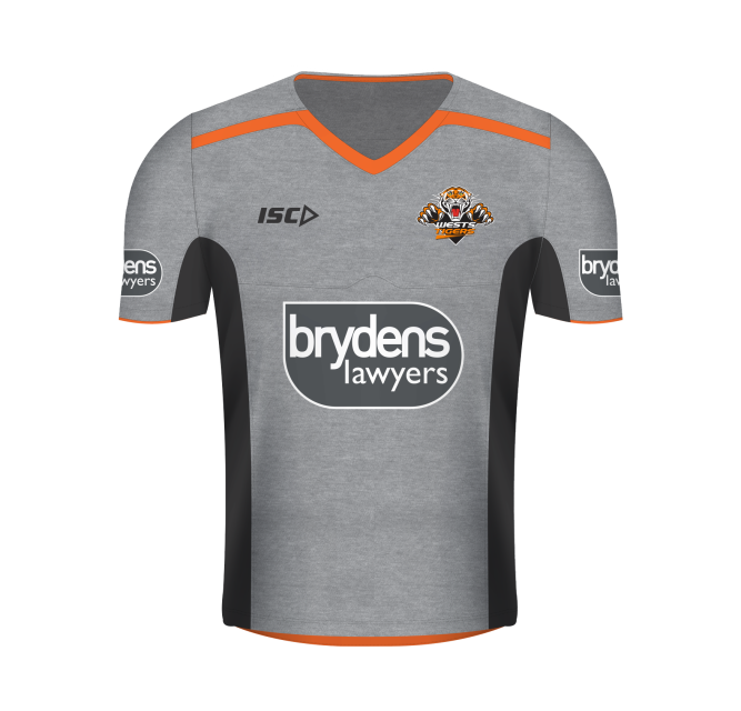 wests tigers nines jersey